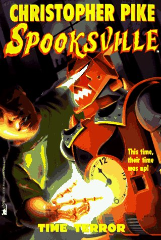 9780671002640: Time Terror (Spooksville No. 16)