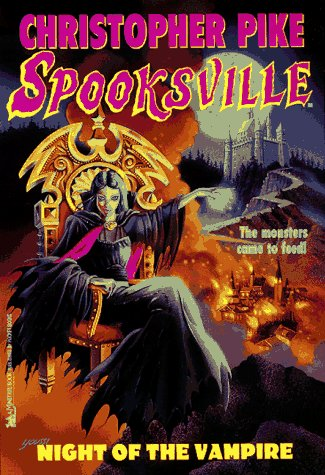 9780671002671: Night of the Vampire (Spooksville No. 19)
