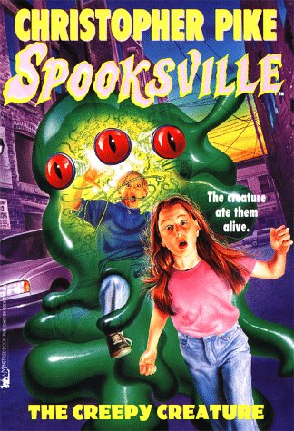 9780671002701: The Creepy Creature (Spooksville Series)