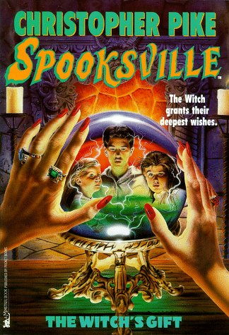 9780671002725: The Witch's Gift (Spooksville No. 24)