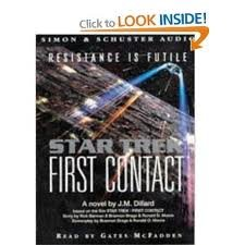 Star Trek - First Contact (Spanish Edition) (0671003321) by J. M. Dillard