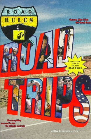 9780671003746: Mtvs Road Rules Road Trips
