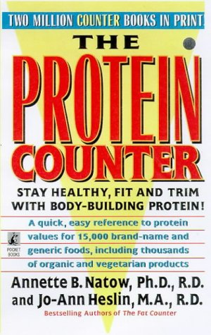 9780671003814: The PROTEIN COUNTER
