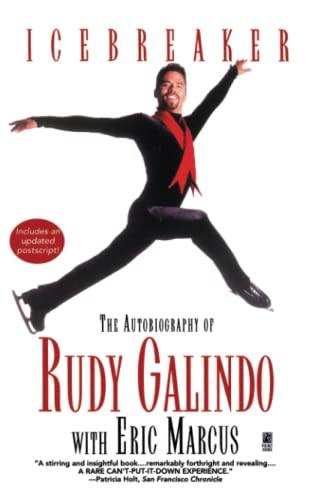 9780671003913: Icebreaker: The Autobiography of Rudy Galindo