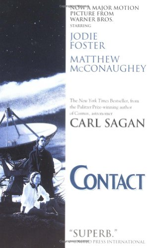 Contact 9780671004101 In December, 1999, a multinational team journeys out to the stars, to the most awesome encounter in human history. Who -- or what -- is out there? In Cosmos, Carl Sagan explained the universe. In Contact, he predicts its future -- and our own.