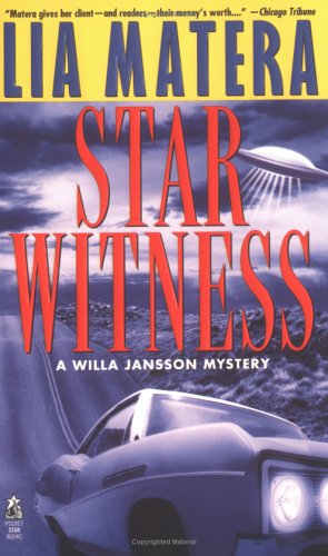 9780671004200: Star Witness: a Willa Jansson Mystery