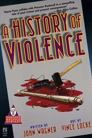 9780671004668: A History of Violence