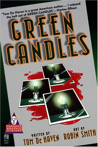 GREEN CANDLES (0671004670) by De Haven, Tom