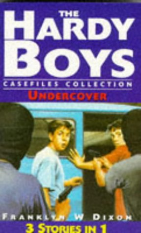 9780671004781: Witness to Murder/Street Spies/Double Exposure (The Hardy Boys Casefiles 20-22)