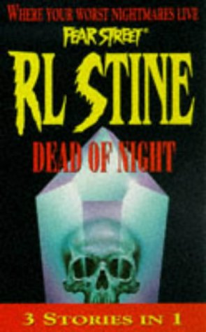 9780671004897: Dead of Night: Haunted/The Halloween Party/The Sleepwalker (Fear Street Omnibus #3)
