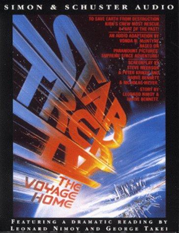 9780671005740: Star Trek IV: The Voyage Home