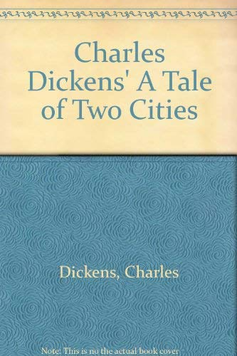 9780671006112: Charles Dickens' a Tale of Two Cities