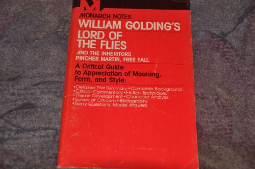 9780671006167: William Golding's Lord of the Flies