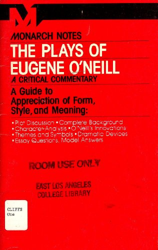 The Plays of Eugene O'Neill: Rogers, David