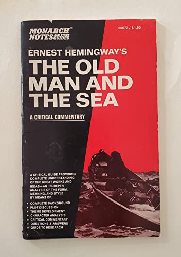 The Old Man and the Sea: Stanley Cooperman