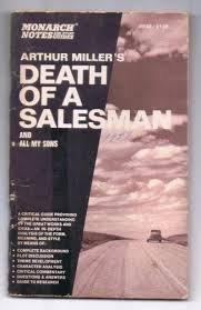 9780671006884: Arthur Miller's Death of a Salesman (Monarch Literature Note)