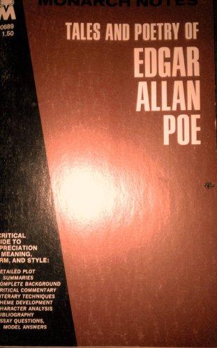 Tales and Poetry of Edgar Allan Poe: Poe, Edgar Allan
