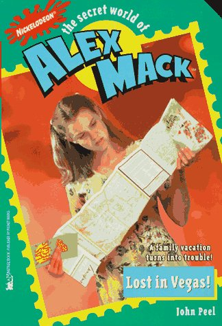 Lost in Vegas!: The Secret World of Alex Mack (Nickelodeon)