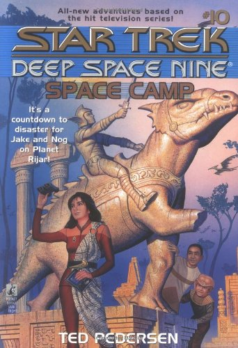 9780671007300: Space Camp (Star Trek: Deep Space Nine - Young Adult)