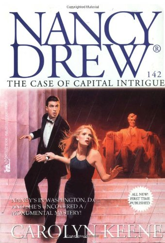 9780671007515: The Case of Capital Intrigue (Nancy Drew #142)