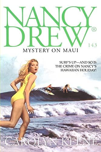 9780671007539: Mystery on Maui Nancy Drew 143