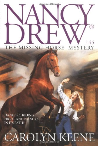 9780671007546: The Missing Horse Mystery (Nancy Drew No. 145)