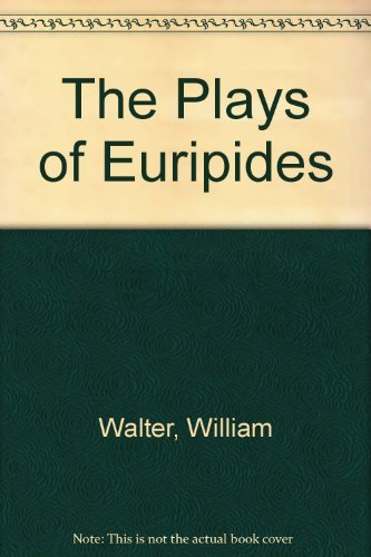 Monarch Notes : The Plays of Euripides