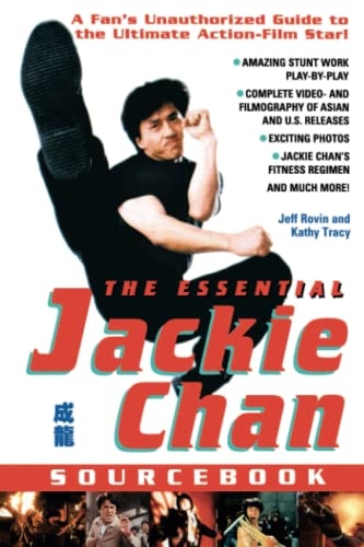 The Essential Jackie Chan Source Book (0671008439) by Rovin, Jeff