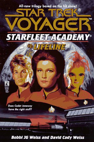 9780671008451: Lifeline (Star Trek Voyager: Starfleet Academy No. 1)