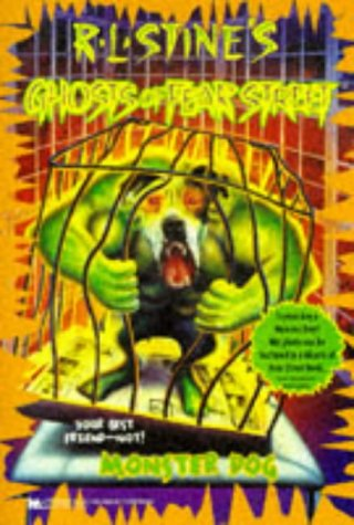 9780671008536: Monster Dog (Ghosts of Fear Street, No. 24)