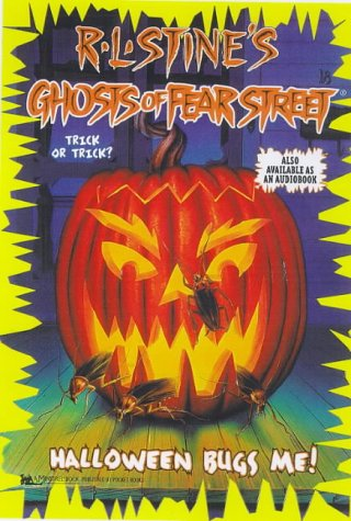 9780671008543: Halloween Bugs Me! (Ghosts of Fear Street, No 25)