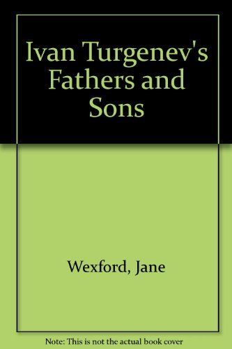 9780671008772: Ivan Turgenev's Fathers and Sons (Monarch Notes)