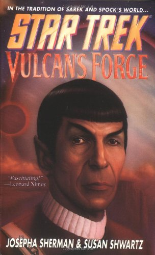 Vulcan's Forge (Star Trek) (0671009273) by Susan Shwartz
