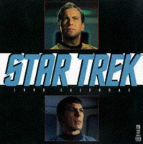 9780671009366: Star Trek 1998 Calender