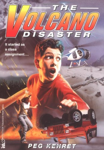 9780671009687: The Volcano Disaster