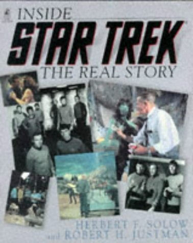 9780671009748: Inside Star Trek: The Real Story