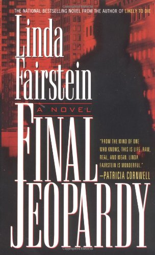 Final Jeopardy (Alexandra Cooper Mysteries): Linda Fairstein