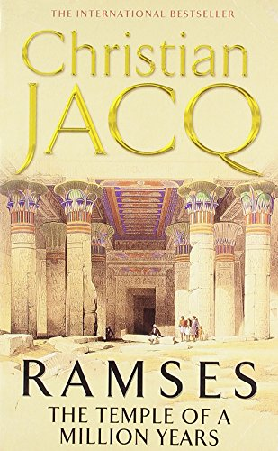 9780671010218: THE TEMPLE OF A MILLION YEARS: VOL. 2 (RAMSES)