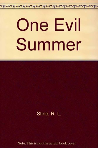 9780671010768: One Evil Summer