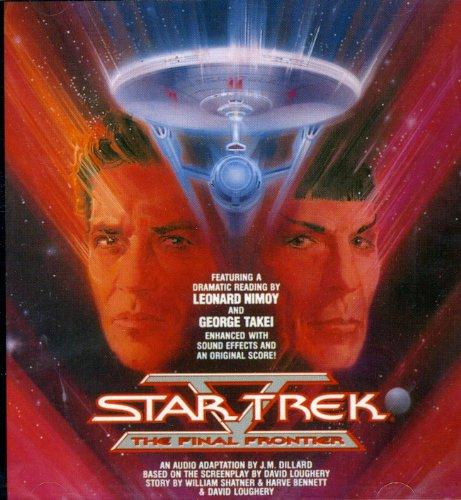 Star Trek V: the Final Frontier: J.M. Dillard
