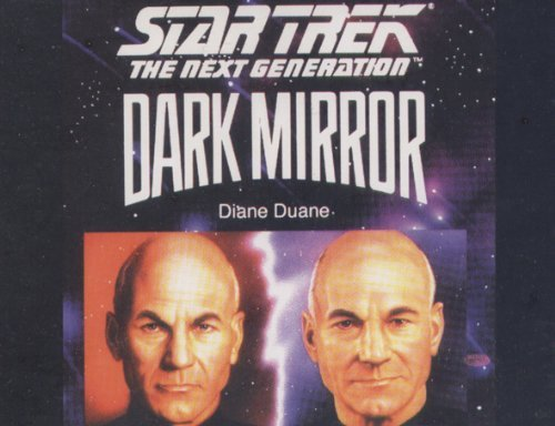 9780671010881: Star Trek - The Next Generation: Dark Mirror