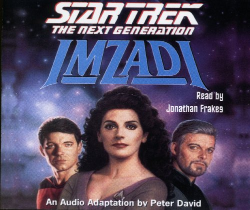 9780671010928: Star Trek: Imzadi (Star Trek: The Next Generation)