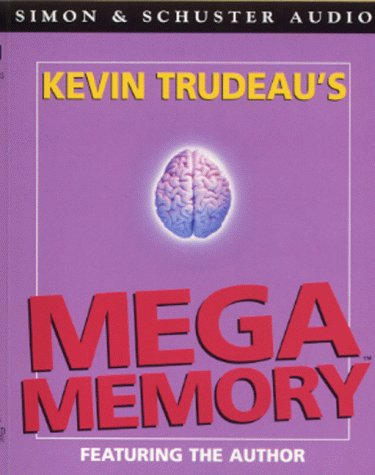 9780671011123: Mega Memory