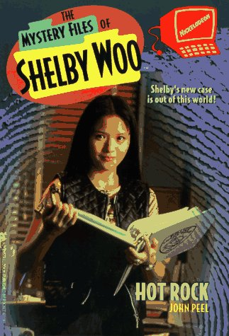 9780671011543: Hot Rock (Mystery Files of Shelby Woo)