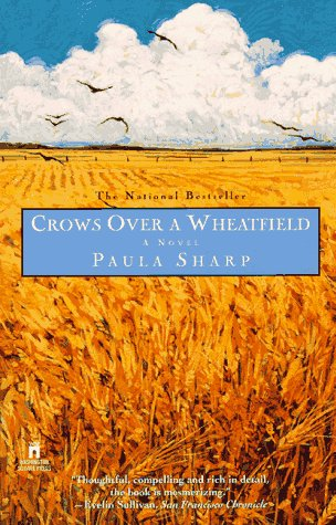 Crows Over A Wheatfield: Sharp, Paula