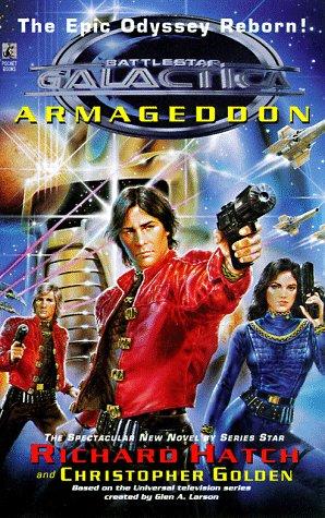 9780671011918: Battlestar Galactica: Armageddon