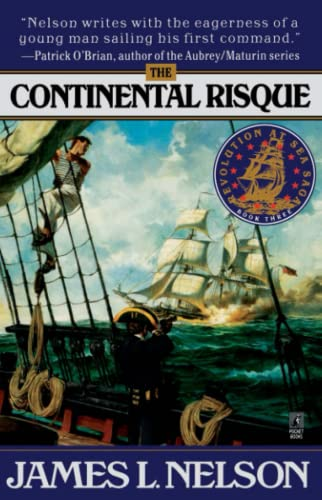 9780671013813: The Continental Risque (Revolution at Sea Saga #3)