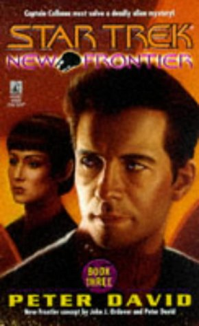 The Two Front War (Star Trek: New Frontier): David, Peter