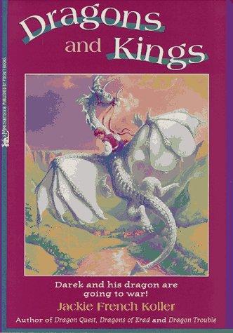 DRAGONS KINGS DRAGONLING 6: Koller, Jackie French
