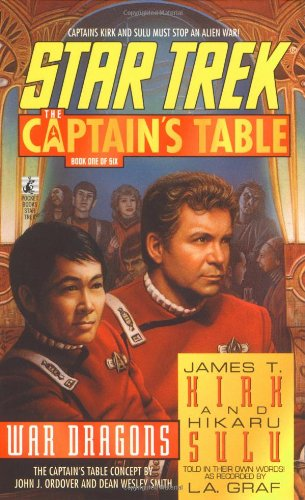 War Dragons (Star Trek: The Captain's Table,: L. A. Graf;